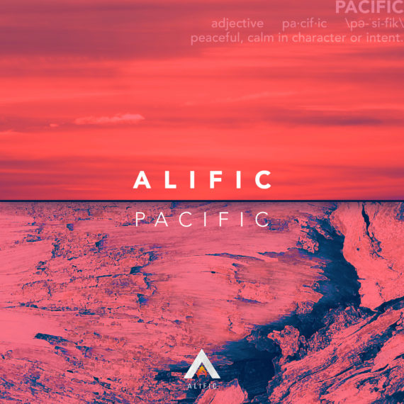 Alific Pacific downtempo album